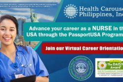 Virtual Career Orientation for Nurses